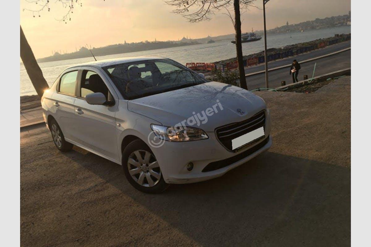 Peugeot 301 Üsküdar Kiralık Araç 1. Fotoğraf