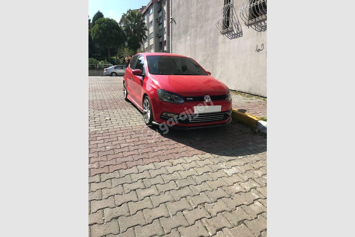 Volkswagen Polo Küçükçekmece Kiralık Araç 1. Fotoğraf