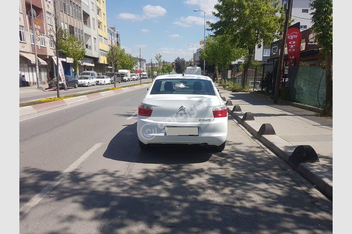Citroën C-Elysee Sultanbeyli Kiralık Araç 3. Fotoğraf