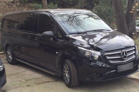 Kiralık Mercedes - Benz Vito , İstanbul Kadıköy