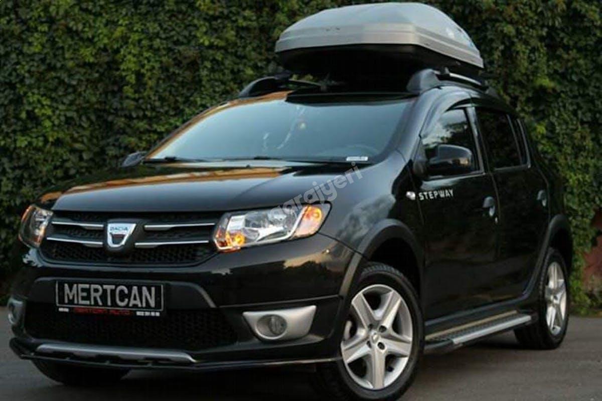 Dacia Sandero Stepway Keçiören Kiralık Araç 1. Fotoğraf