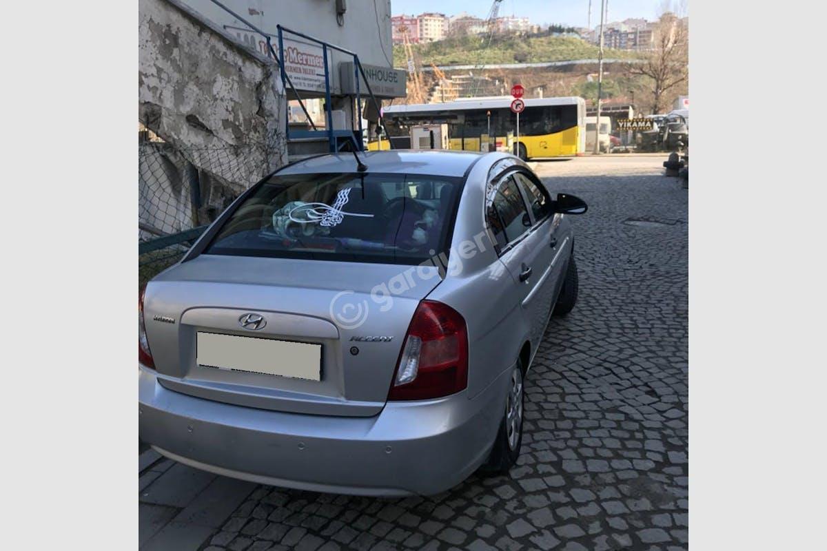 Hyundai Accent Era Kağıthane Kiralık Araç 2. Fotoğraf