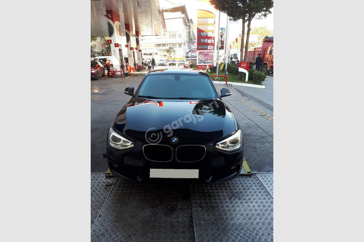 BMW 1 Beyoğlu Kiralık Araç 5. Fotoğraf