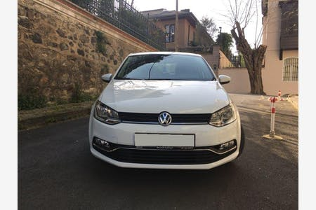 Kiralık Volkswagen Polo 2017 , İstanbul Maltepe