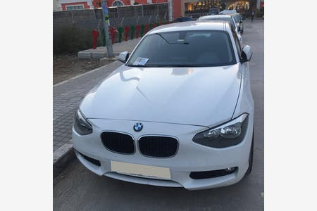 Kiralık BMW 1 , İzmir Karşıyaka