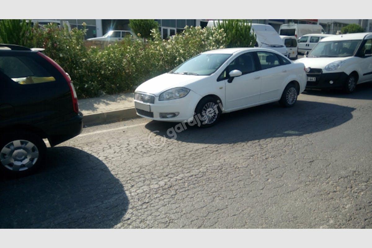 Fiat Linea Bodrum Kiralık Araç 6. Fotoğraf