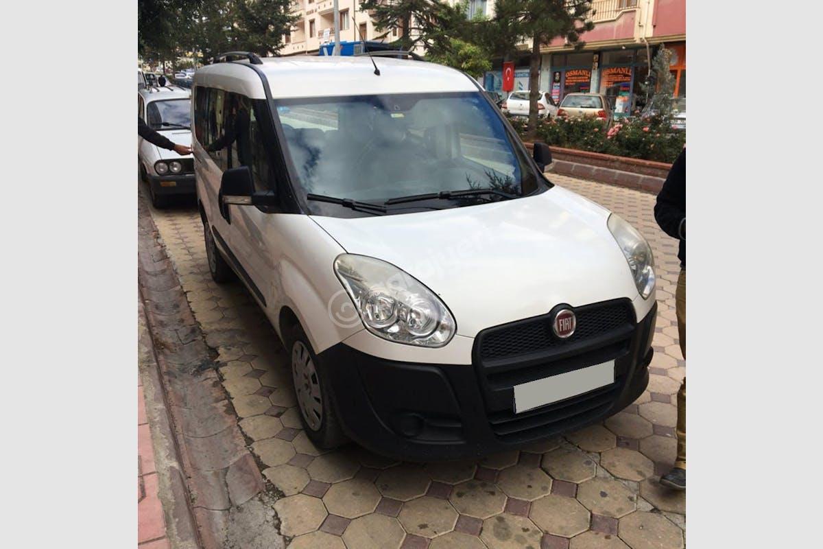 Fiat Doblo Karabağlar Kiralık Araç 1. Fotoğraf