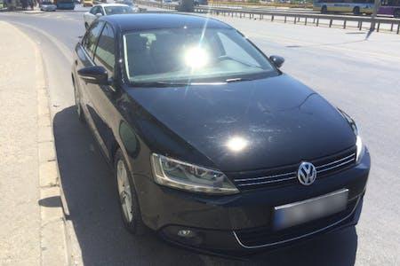 Kiralık Volkswagen Jetta 2013 , İstanbul Ümraniye