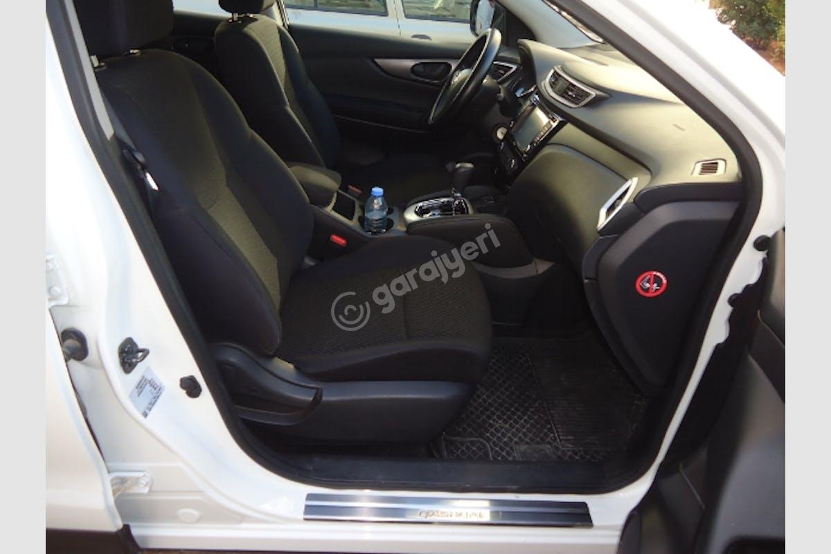 Nissan Qashqai Merkez Kiralık Araç 2. Fotoğraf