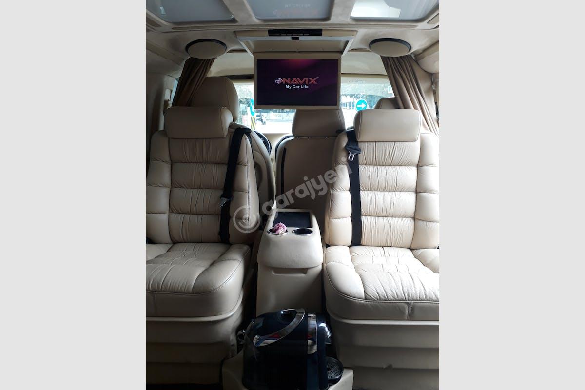 Mercedes - Benz Vito Küçükçekmece Kiralık Araç 5. Fotoğraf