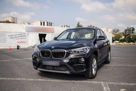 BMW X1 İstanbul Üsküdar Kiralık Araç