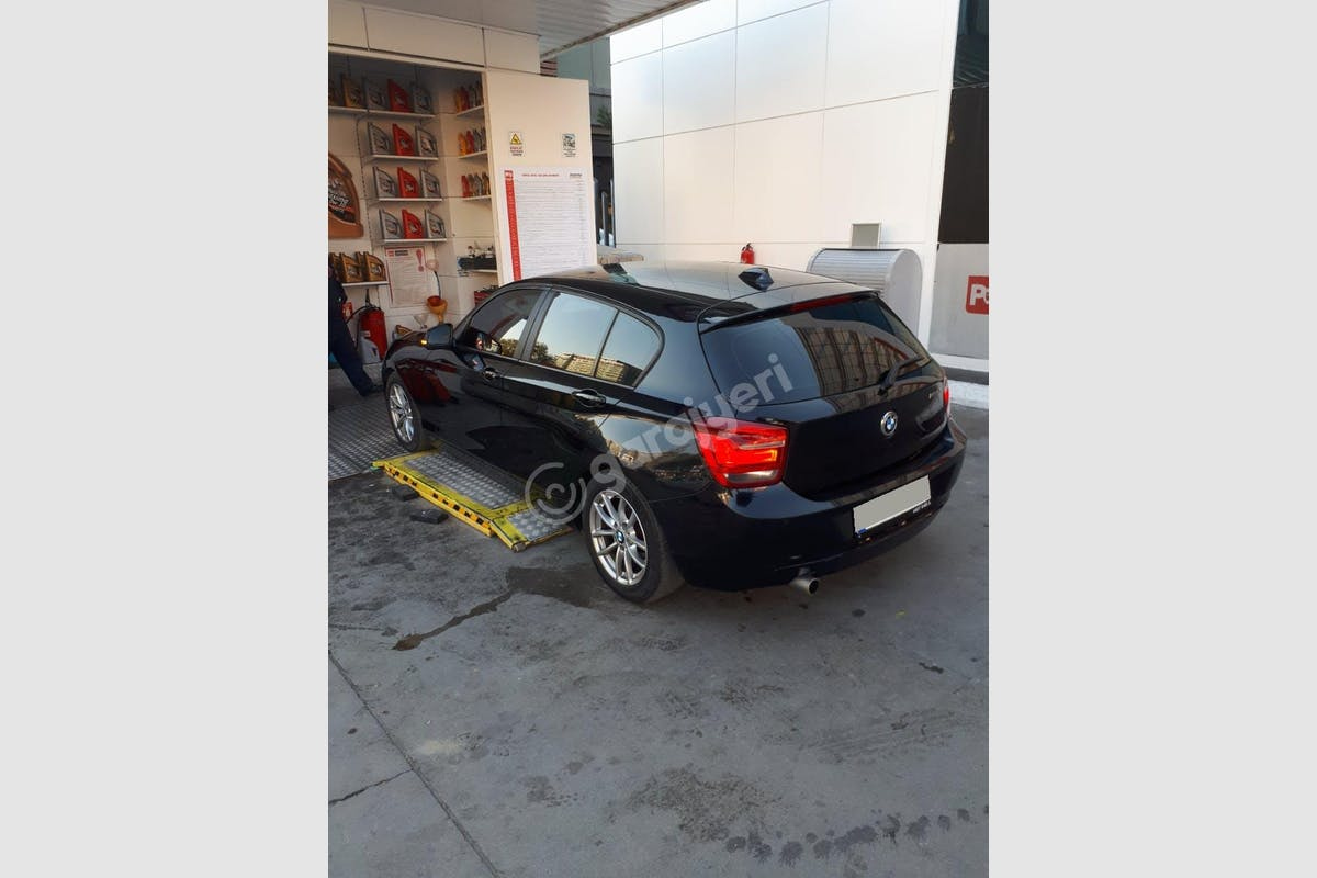 BMW 1 Beyoğlu Kiralık Araç 6. Fotoğraf