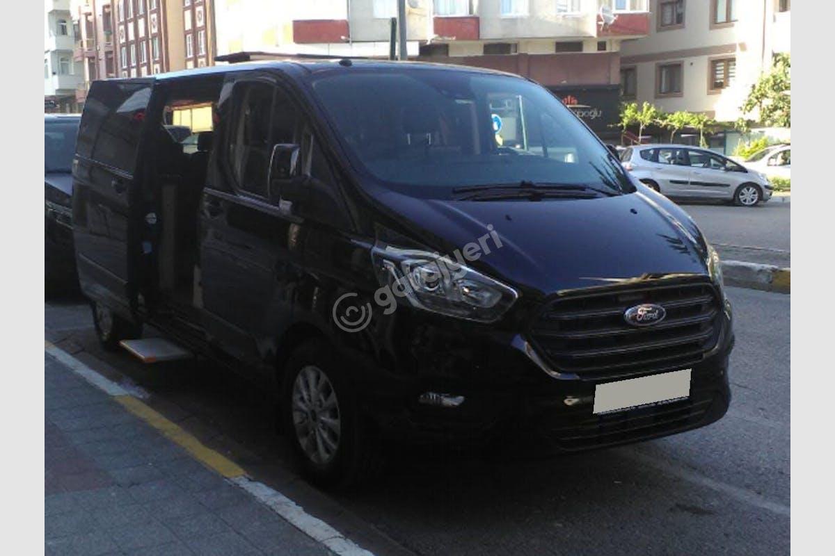 Ford Tourneo Custom Ümraniye Kiralık Araç 2. Fotoğraf