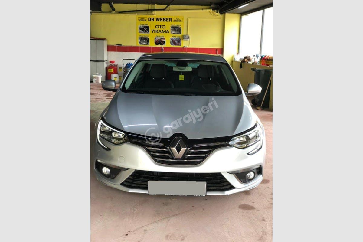 Renault Megane Fatih Kiralık Araç 3. Fotoğraf