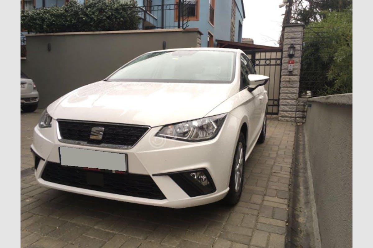 Seat Ibiza Sarıyer Kiralık Araç 2. Fotoğraf