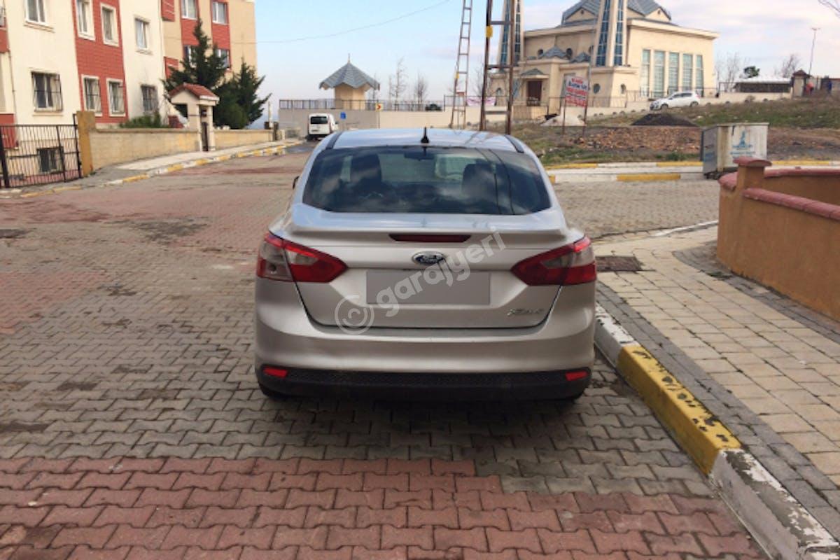 Ford Focus Çekmeköy Kiralık Araç 4. Fotoğraf