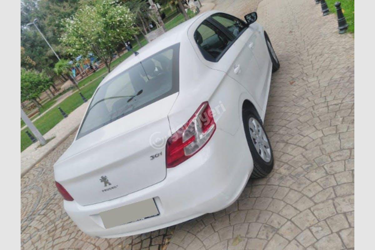 Peugeot 301 Beykoz Kiralık Araç 3. Fotoğraf