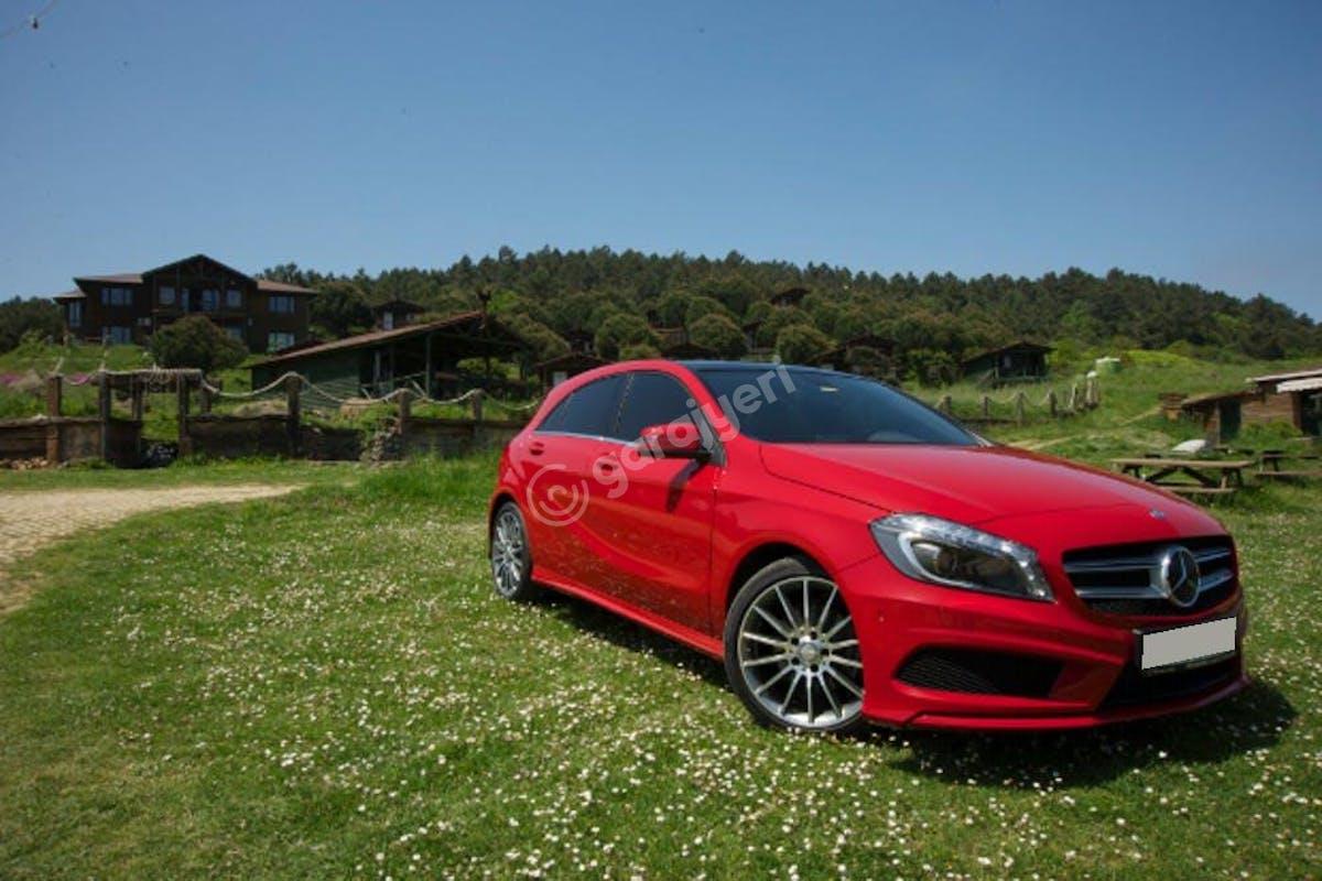 Mercedes - Benz A Kadıköy Kiralık Araç 1. Fotoğraf