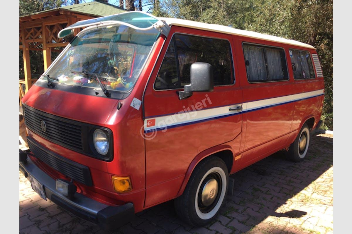 Volkswagen Caravelle Ümraniye Kiralık Araç 2. Fotoğraf