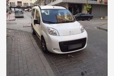 Kiralık Citroën Nemo , İstanbul Bahçelievler
