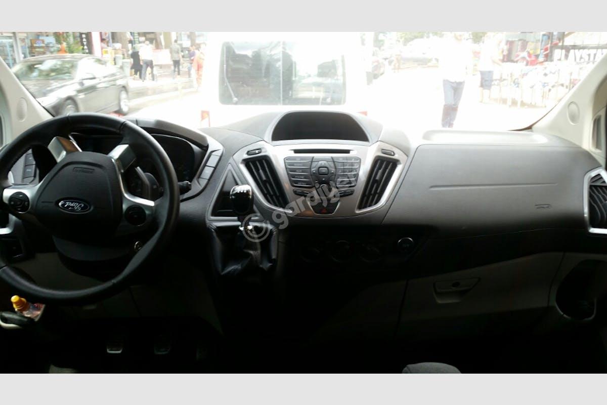 Ford Tourneo Custom Beykoz Kiralık Araç 4. Fotoğraf