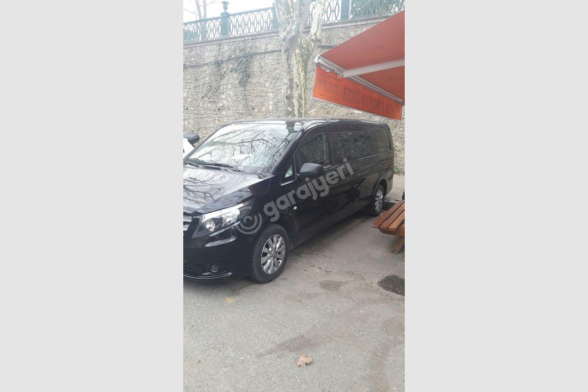 Mercedes - Benz Vito Beşiktaş Kiralık Araç 9. Fotoğraf