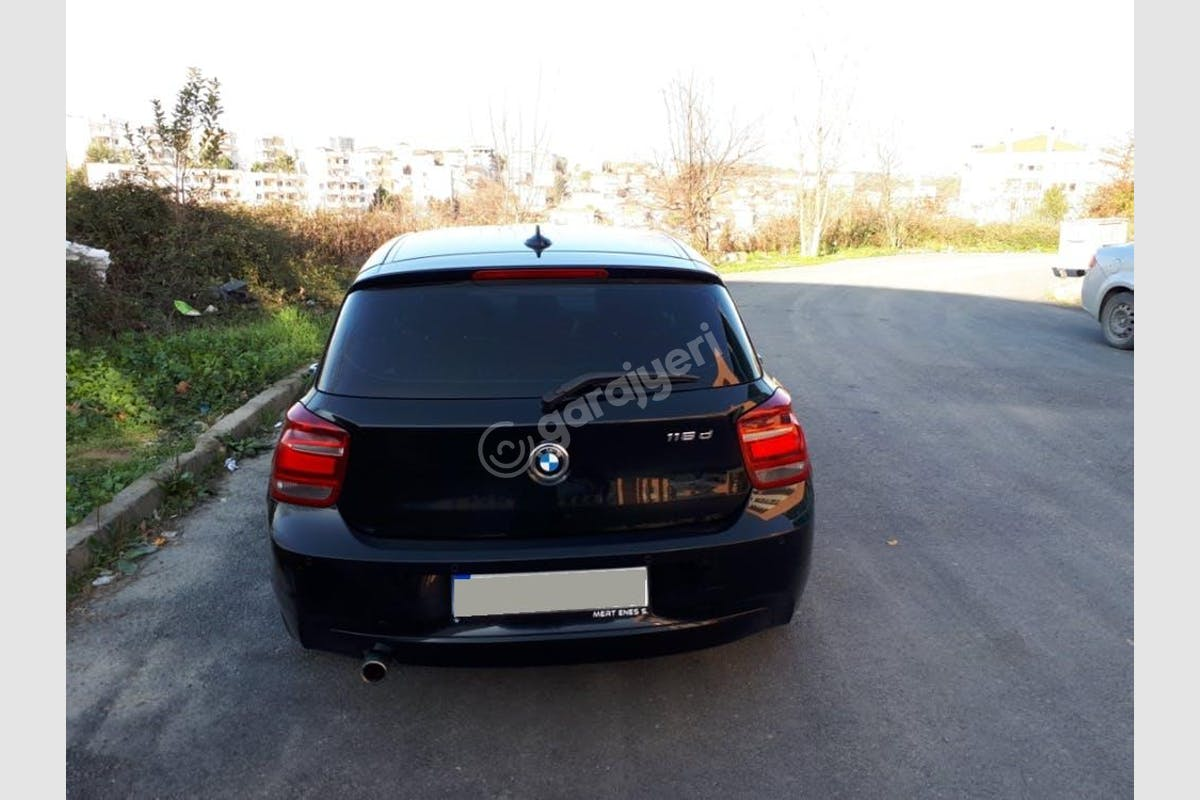 BMW 1 Beyoğlu Kiralık Araç 2. Fotoğraf