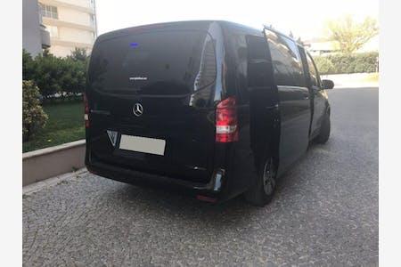 Kiralık Mercedes - Benz Vito 2018 , İstanbul Küçükçekmece