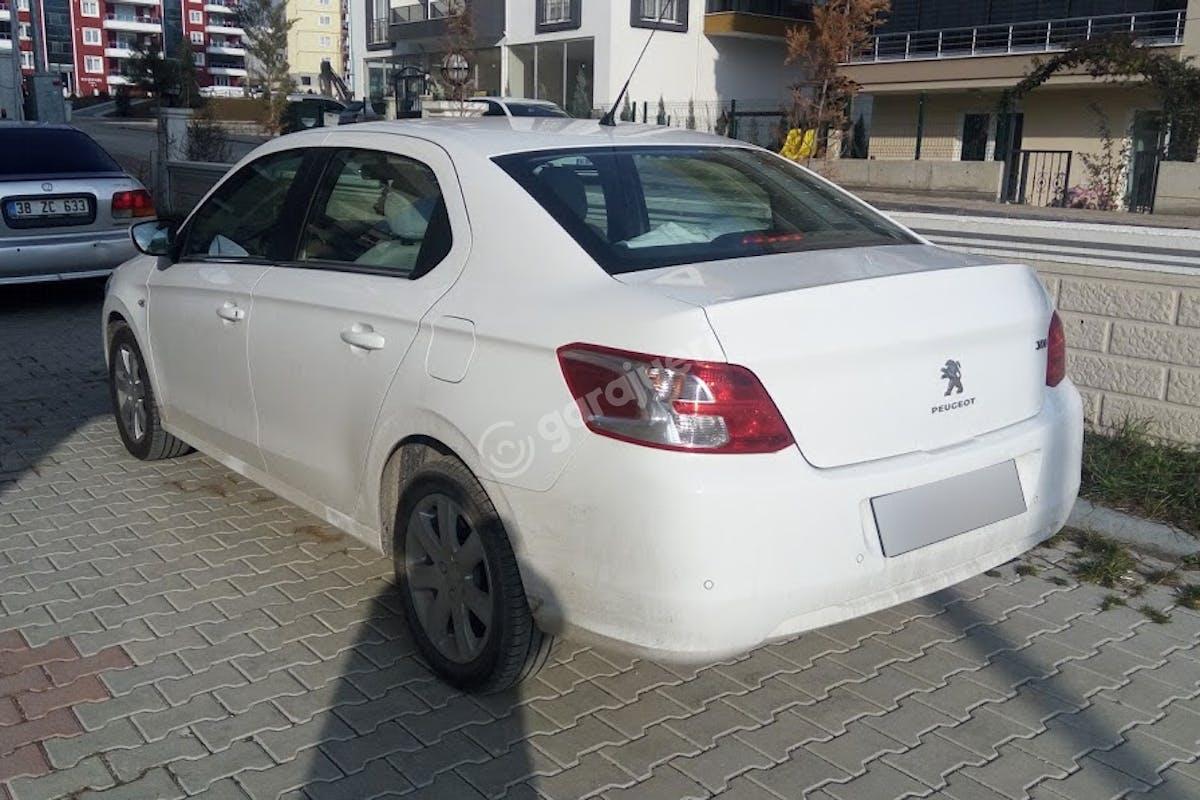 Peugeot 301 Osmangazi Kiralık Araç 2. Fotoğraf