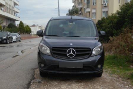 Kiralık Mercedes - Benz Citan , Antalya Konyaaltı