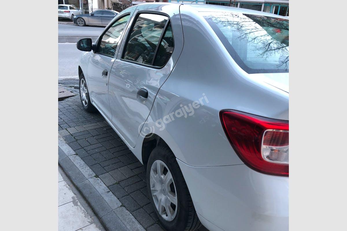 Renault Symbol Ümraniye Kiralık Araç 4. Fotoğraf