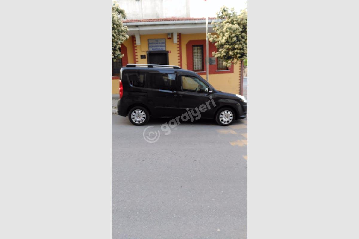 Fiat Doblo Bağcılar Kiralık Araç 2. Fotoğraf