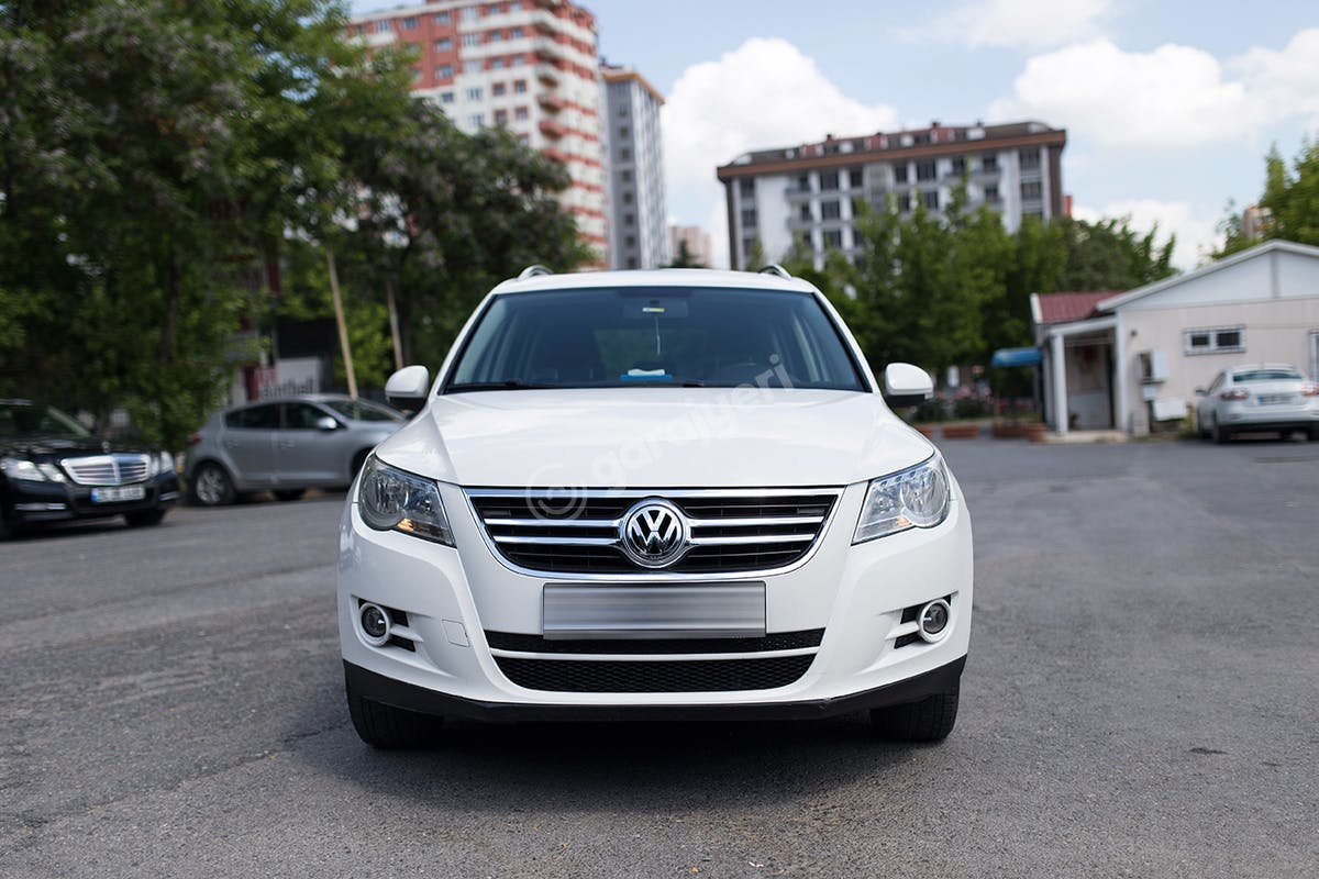 Volkswagen Tiguan Avcılar Kiralık Araç 2. Fotoğraf