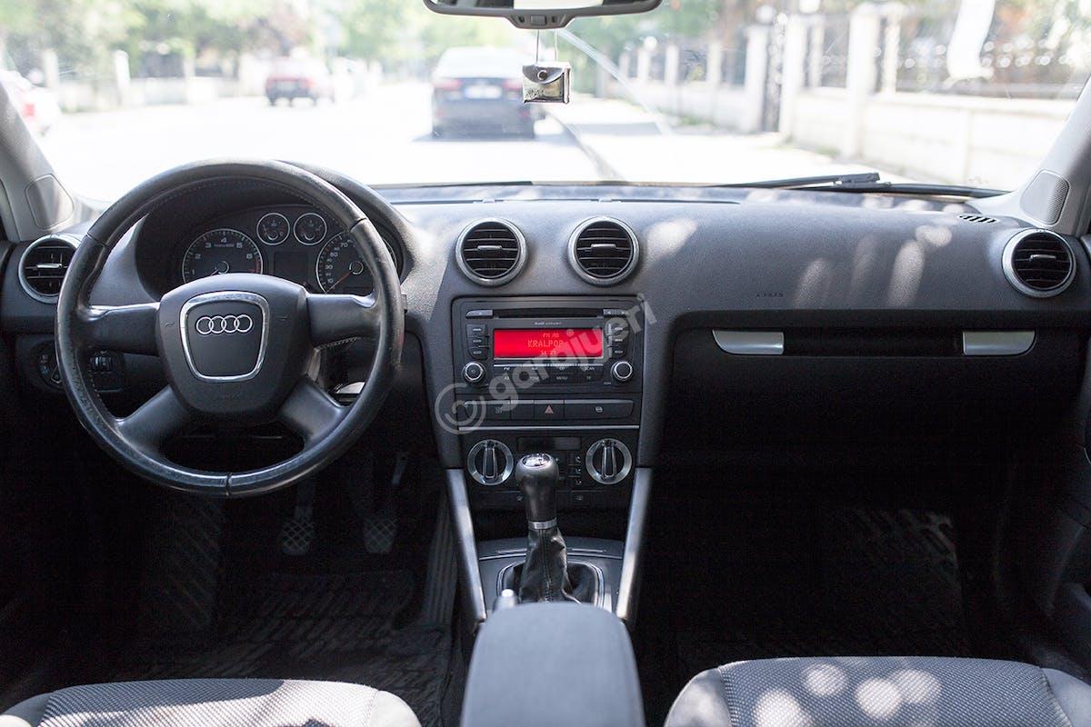 Audi A3 Büyükçekmece Kiralık Araç 7. Fotoğraf
