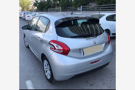 Kiralık Peugeot 208 2015 , İzmir Konak