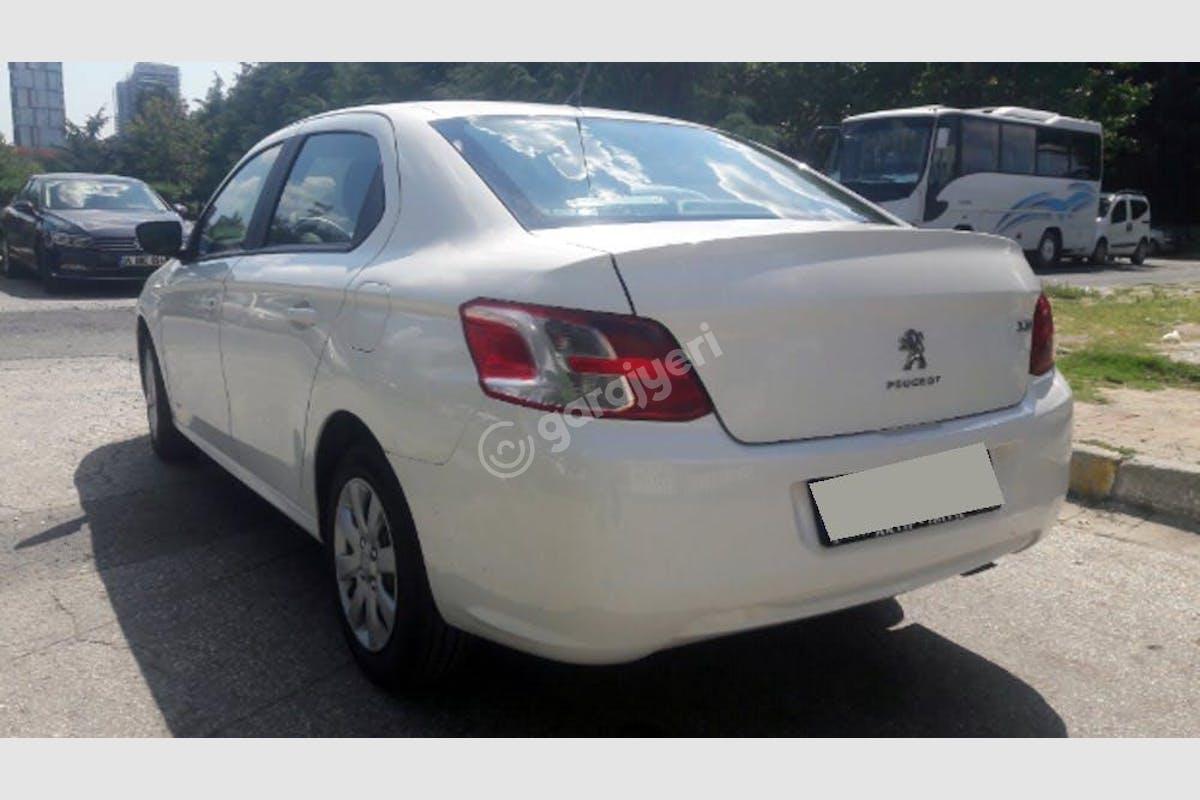Peugeot 301 Beykoz Kiralık Araç 6. Fotoğraf