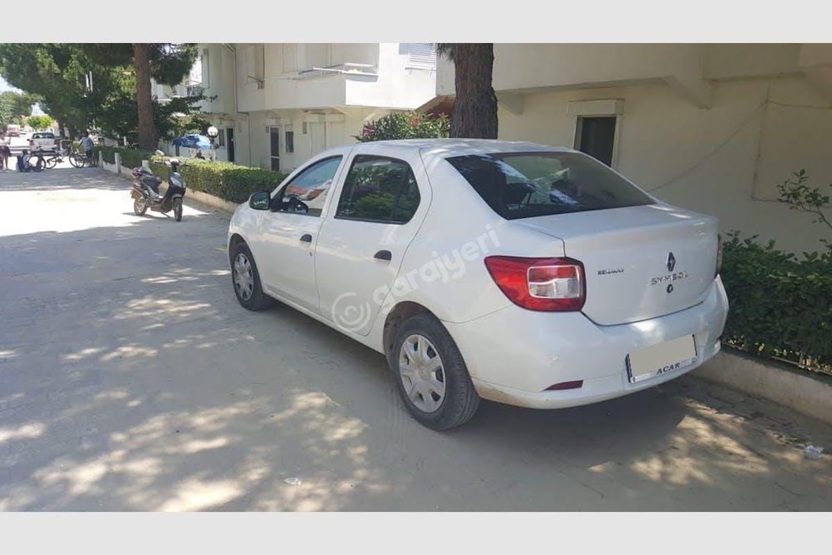 Renault Symbol Eyüp Kiralık Araç 1. Fotoğraf