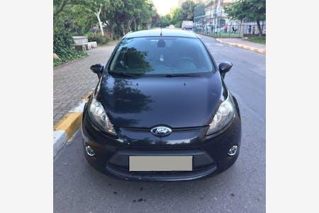 Kiralık Ford Fiesta 2012 , İstanbul Beylikdüzü