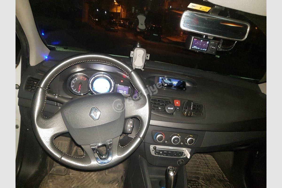 Renault Fluence Tuzla Kiralık Araç 5. Fotoğraf