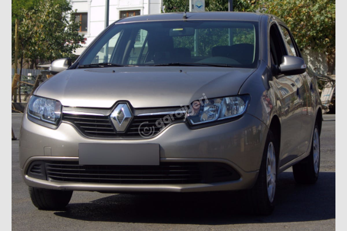 Renault Symbol Şişli Kiralık Araç 1. Fotoğraf