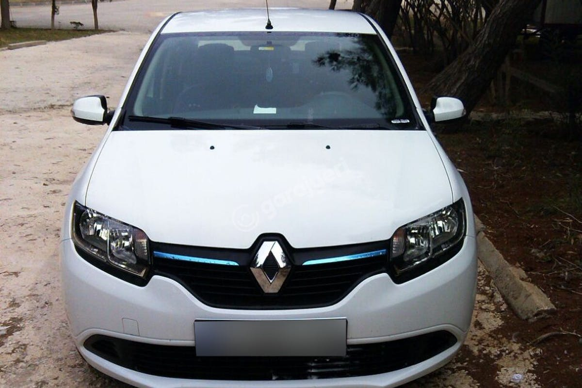Renault Symbol Kırıkhan Kiralık Araç 1. Fotoğraf