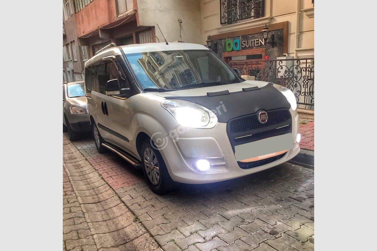 Fiat Doblo Kağıthane Kiralık Araç 1. Fotoğraf