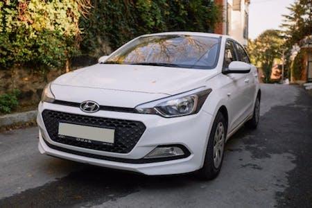Kiralık Hyundai i20 2017 , İstanbul Beşiktaş