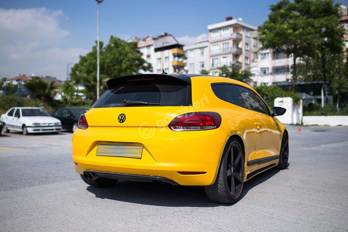 Volkswagen Scirocco Bahçelievler Kiralık Araç 6. Fotoğraf