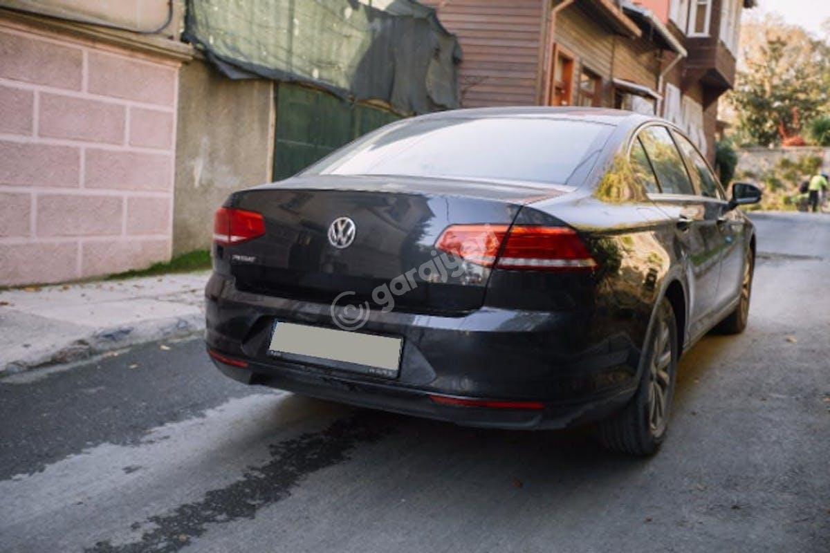 Volkswagen Passat Zeytinburnu Kiralık Araç 5. Fotoğraf
