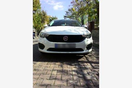 Fiat Egea İstanbul Bahçelievler Kiralık Araç