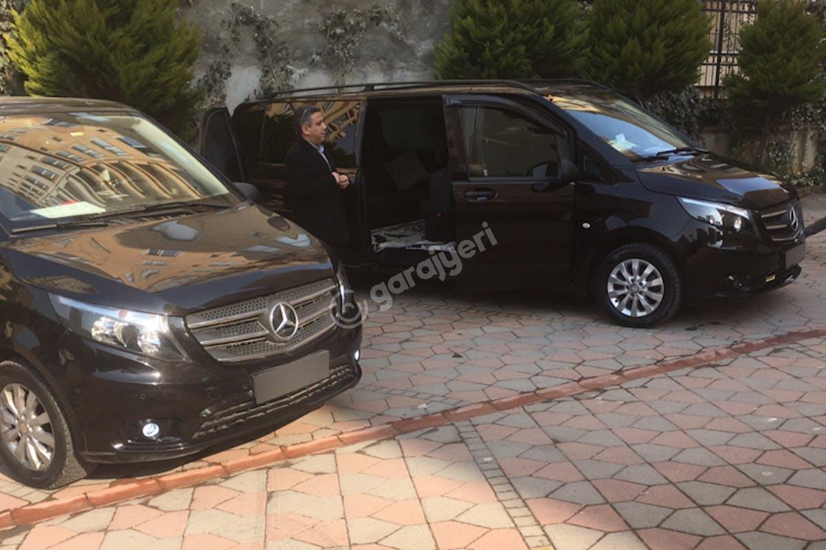 Mercedes - Benz Vito Pendik Kiralık Araç 10. Fotoğraf