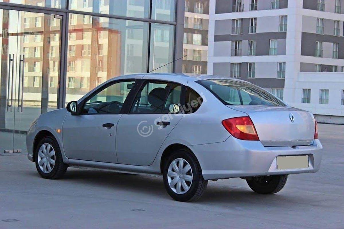 Renault Symbol Küçükçekmece Kiralık Araç 2. Fotoğraf