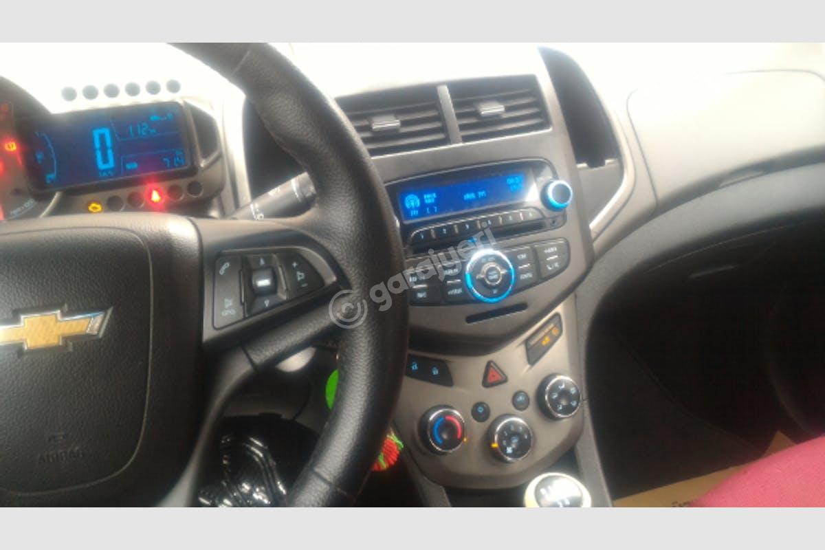 Chevrolet Aveo Esenyurt Kiralık Araç 9. Fotoğraf