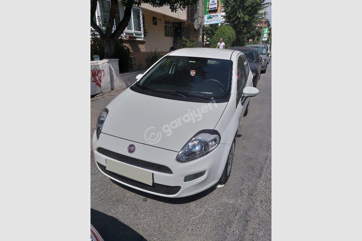 Fiat Punto Bakırköy Kiralık Araç 1. Fotoğraf